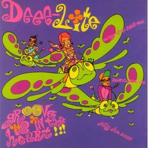 Deee-Lite - Groove Is In The Heart (Meeting Of The Minds Mix)