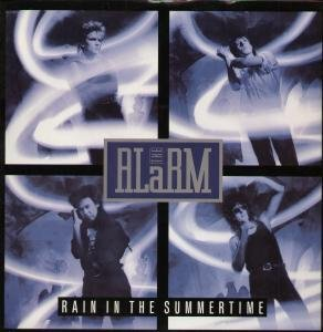 Alarm, The - Rain in the Summertime (Lightning Mix)