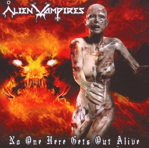 On Sanctuary Radio's Dark Electro Channel Now: Alien Vampires - Rave To The Grave