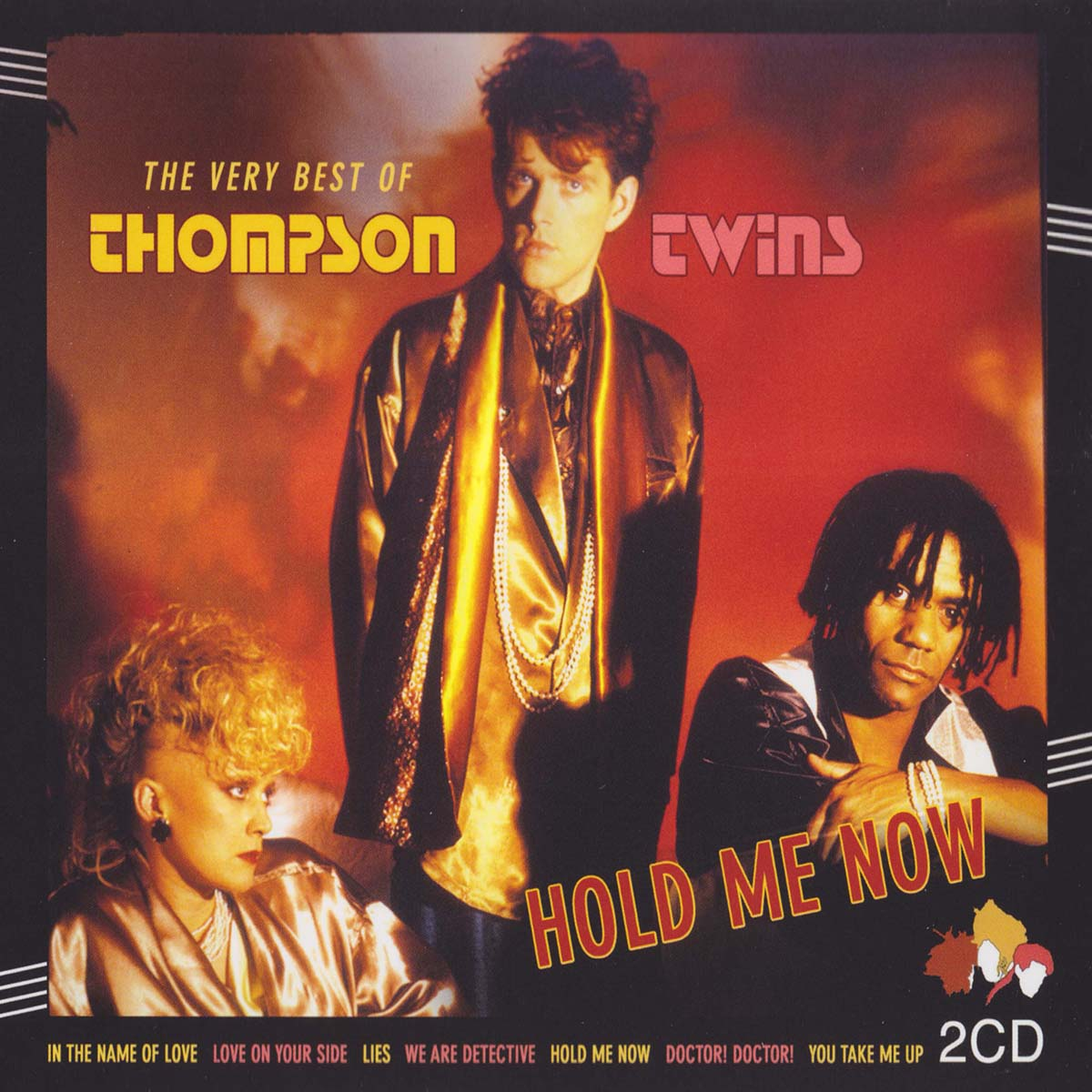 Thompson Twins, The - We Are Detective (More Clues) (12'' Version)