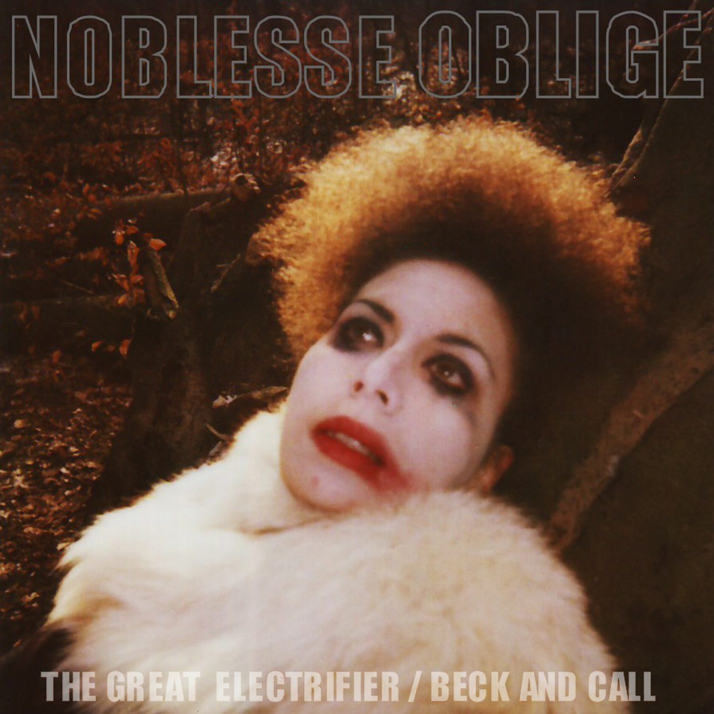Noblesse Oblige - The Great Electrifier (Single Version)